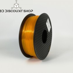 PLA Orange Translucide