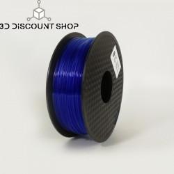 PLA Bleu Translucide