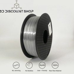 Hello3D Silver silk